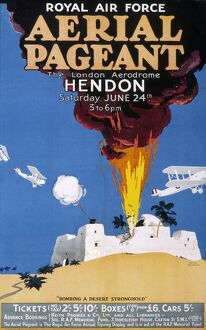 HENDON AERIAL PAGEANT