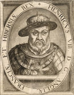HENRY VIII/ANON ENG