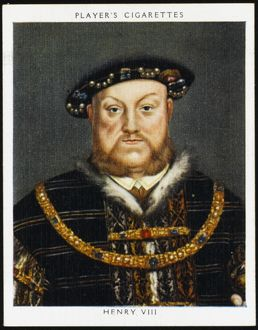 HENRY VIII/PLAYERS/21/50