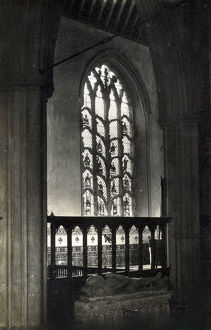 new items grenville collins collection/jesse window dorchester abbey dorchester on thames