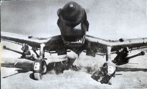 The Junkers Ju87G-1