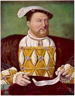 <b>King Henry VIII</b><br>Selection of 19 items