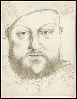 KING HENRY VIII/DRAWN