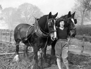 <b>Land Girls</b><br>Selection of 34 items