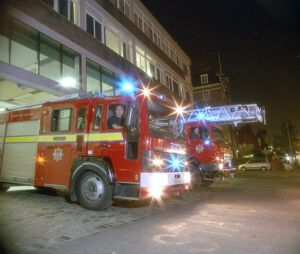 london fire brigade/lfdca lfb clapham fire station turnout
