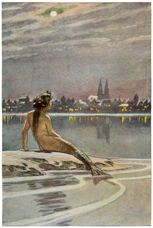The Little Meraid