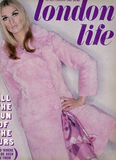 London Life front cover, 24 September 1966