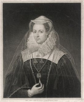MARY, QUEEN OF SCOTLAND