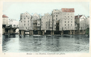 new items grenville collins collection/mills river marne meaux france