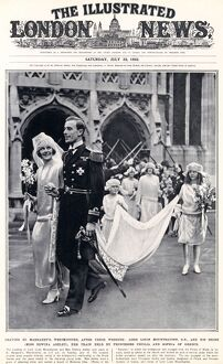 Mountbatten wedding 1922