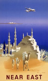 <b>Travel Posters</b><br>Selection of 36 items