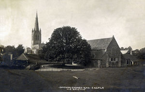 new items grenville collins collection/oakham church castle
