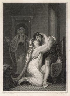 Odysseus returns to his wife, Penelope