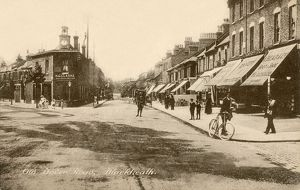 OLD DOVER RD BLACKHEATH