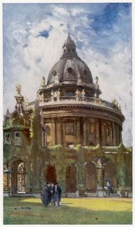 OXFORD/RADCLIFFE CAMERA