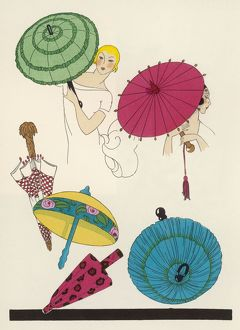 PARASOLS FOR 1924
