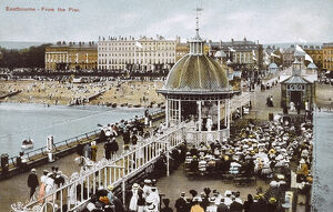 The Pier - Eastbourne, East Sussex, England