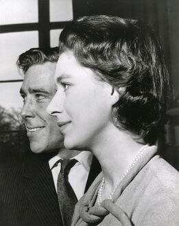 Princess Margaret and Anthony Armstrong Jones