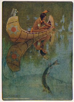 RACIAL/IROQUOIS FISHING