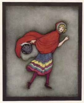 RED RIDING HOOD/HARBOUR