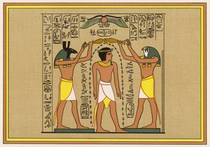 <b>Egyptian Art</b><br>Selection of 26 items