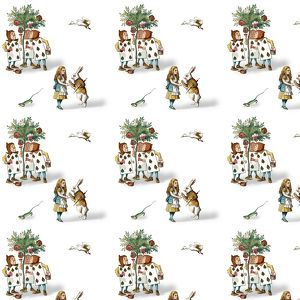 Repeating Pattern - Alice and Gardeners