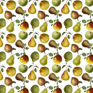 Repeating Pattern - Apples and Pears