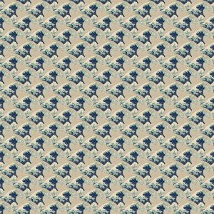 Repeating Pattern - Hokusai Great Wave