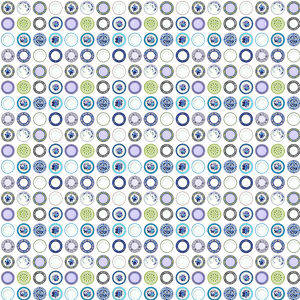 Repeating Pattern - Plates