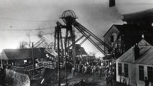 Senghenydd Colliery Disaster, Glamorgan, South Wales