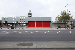 silvertown fire station