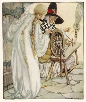 SLEEPING BEAUTY/BRIAR