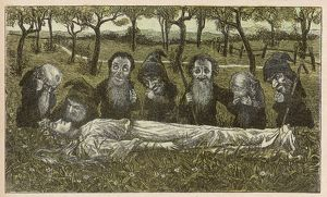 SNOW WHITE FOUND