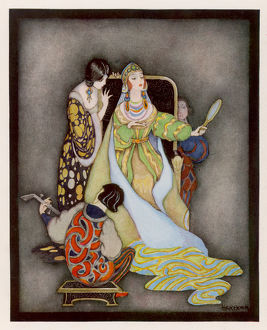 SNOW WHITE/J HARBOUR