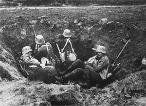 Soldiers WWI