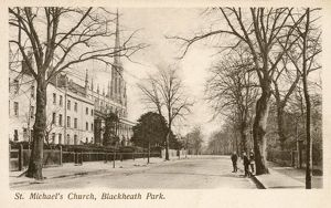 ST MICHAEL'S BLACKHEATH