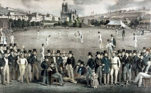 SUSSEX VS. KENT C.1840