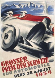SWISS GRAND PRIX 1934