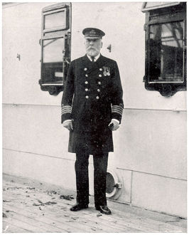 TITANIC CAPTAIN (SMITH)