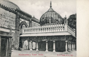 new items grenville collins collection/tomb sufi saint nizamuddin auliya