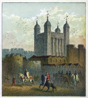 TOWER OF LONDON, 1078