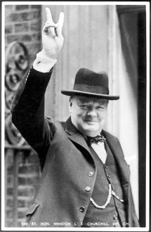 <b>Winston Churchill</b><br>Selection of 30 items