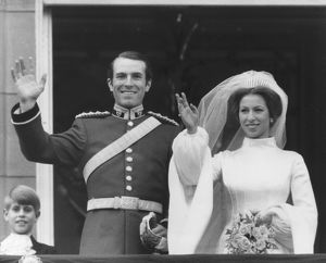 Wedding of Princess Anne