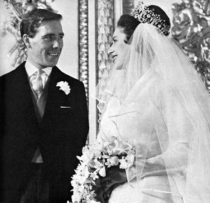 Wedding of Princess Margaret and Anthony Armstrong-Jones