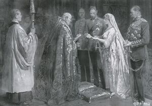 Wedding of Princess Mary and Viscount Lascelles, 1922