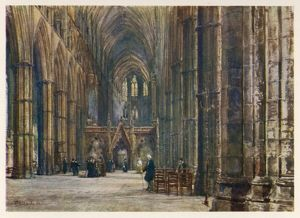 WESTMINSTER ABBEY/1904