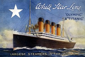 White Star Line Brochure