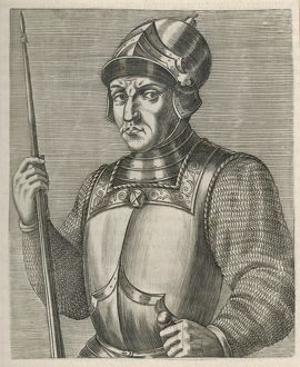 WILLIAM I (THEVET)