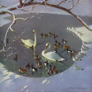 Winter Circle by Vernon Ward