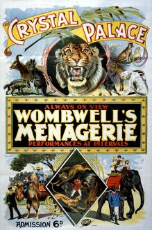 Wombwell's Menagerie